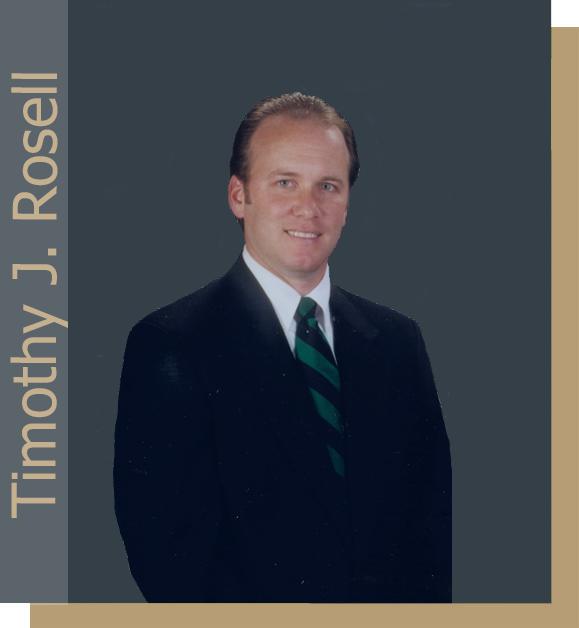 Timothy J. Rosell